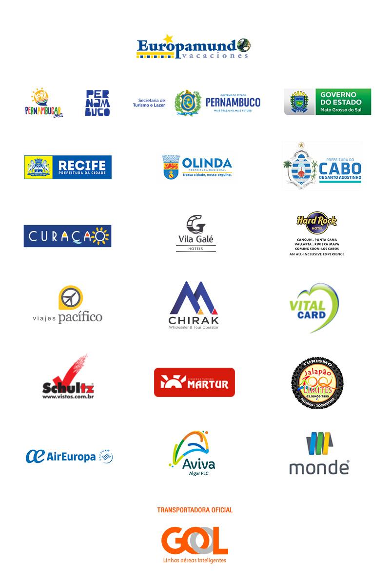 Apoiadores e Patrocinadores